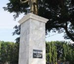 Statue of General Martin in Santa Barbara Iloilo