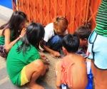 Badjao Kids in Binondo, Manila