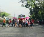 Pedestrian Lane, Quezon City