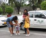 Family Christmas, Manila