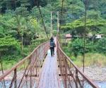 Hanging Bridge, Tinglayan, Kalinga