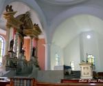 Inside San Antonio De Padua Church, Barotac Nuevo, Iloilo